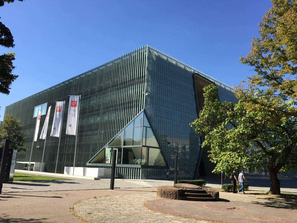 POLIN – Museum of the History of Polish Jews in Warsaw with children