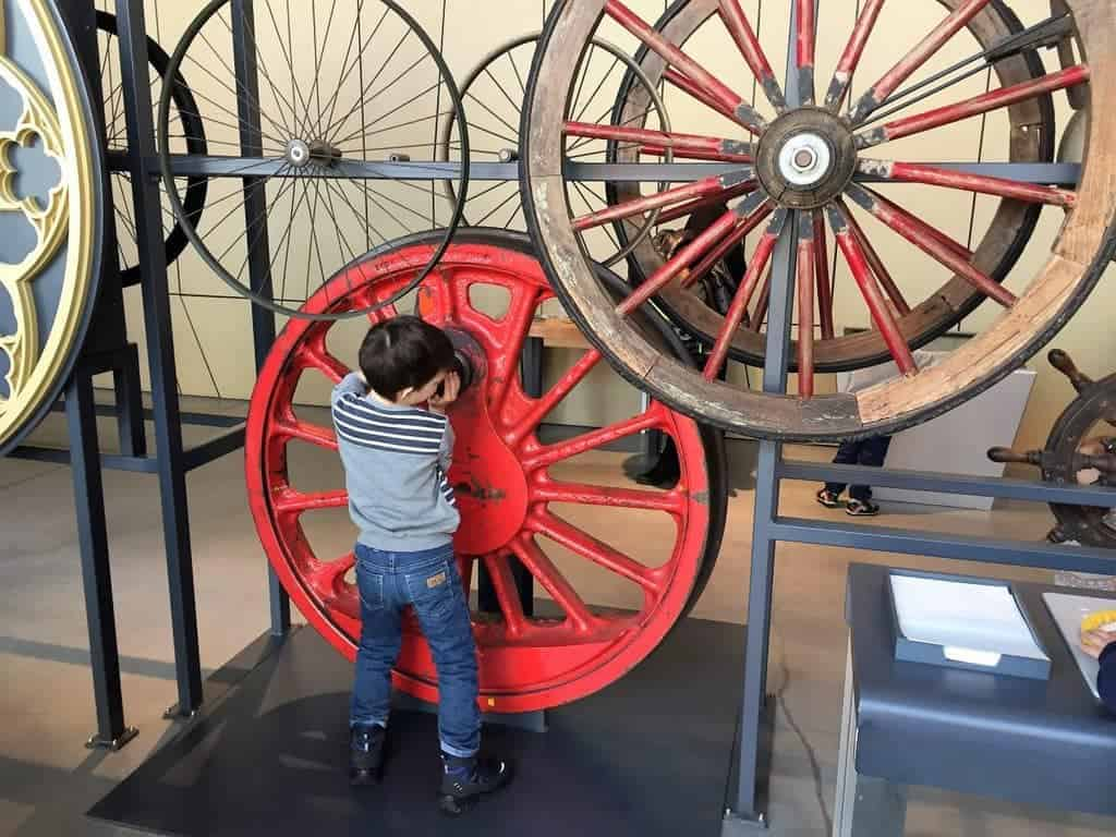Copernicus Science Centre - fun for children