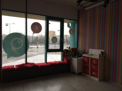 Warsaw Formy Kolory in Ursynow - birthday party play room for kids in Kabaty