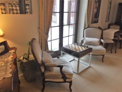 Kazimierzowka Hotel in Kazimierz Dolny - atractions for kids - chess