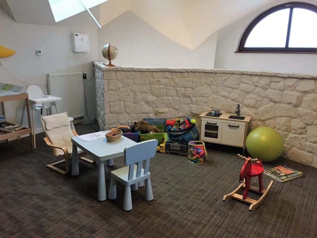 Kazimierzowka Hotel in Kazimierz Dolny - atractions for kids - playroom
