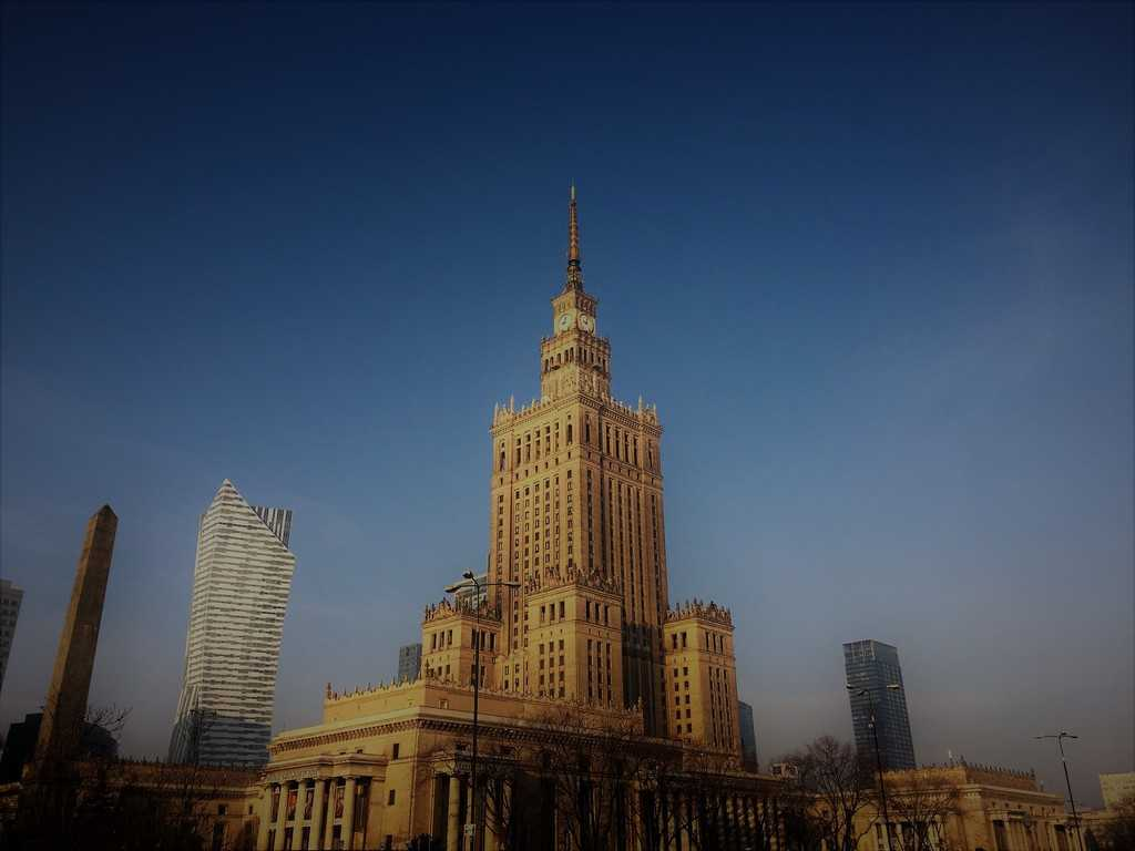 Palace of Culture and Science in Warsaw, Palac Kultury i Nauki