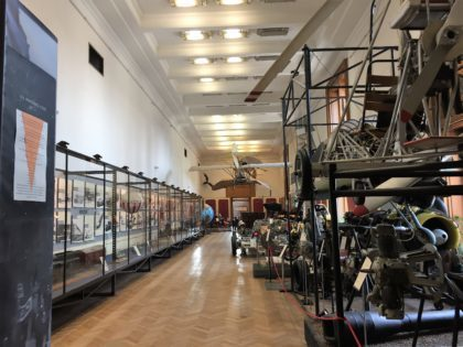 Museum of Technology and Industry in Warsaw in the Palace of Culture and Science - attractions for kids