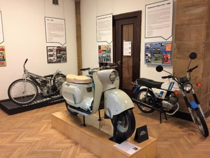 Museum of Technology and Industry in Warsaw in the Palace of Culture and Science