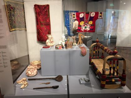 Museum of Asia and the Pacific in Warsaw - temporary exhibition