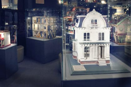 Dollhouse Museum in Warsaw