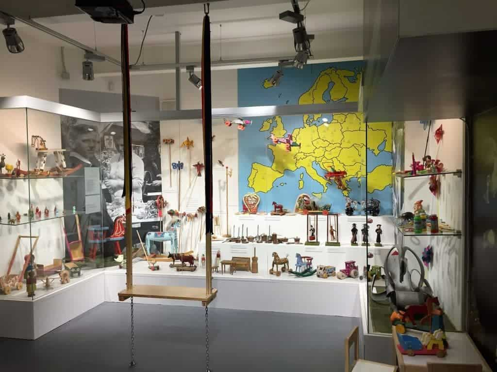 Ethnographic Museum in Warsaw - toys