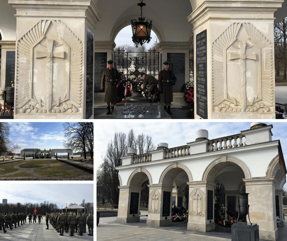 Saxon Garden, Warsaw, Ogrod Saski, grob nieznanego zolnierze, tomb of the unknown soldier