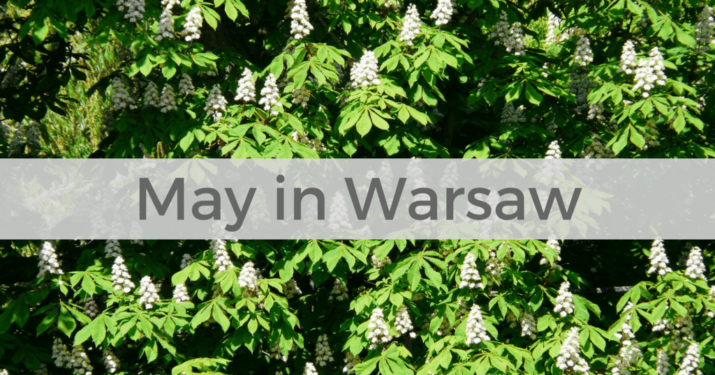 Events and things to do in Warsaw in May