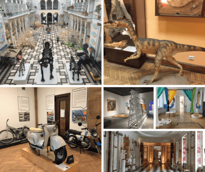 Museums and galleries in Warsaw
