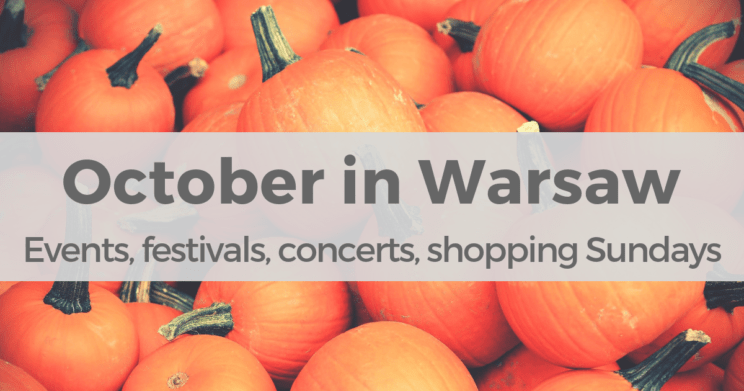 Things to do in Warsaw in October