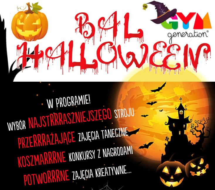 Halloween events for children in Warsaw