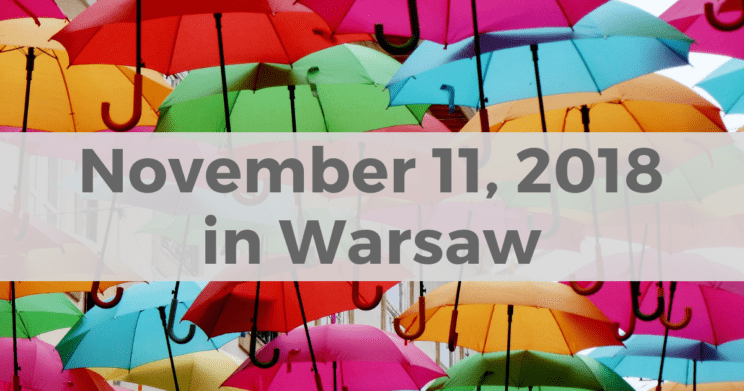 november 11 in Warsaw