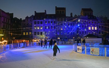 Ice Skating in Warsaw: 19 Ice Rinks to Skate on in Warsaw