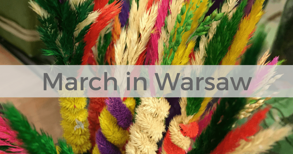 What to do in Warsaw, Poland in March