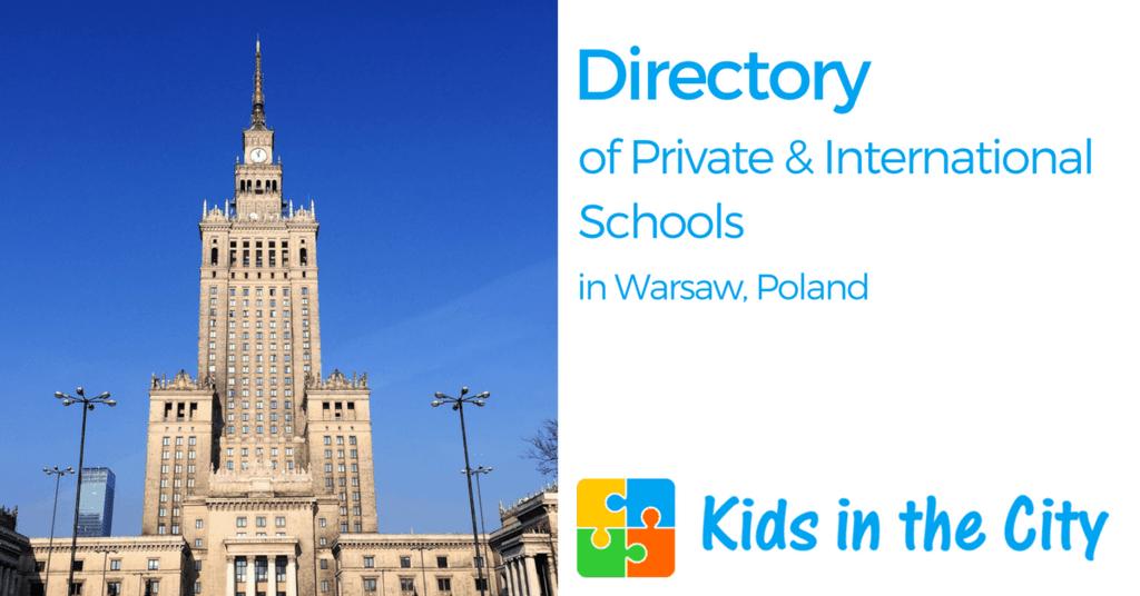International Schools in Warsaw Poland