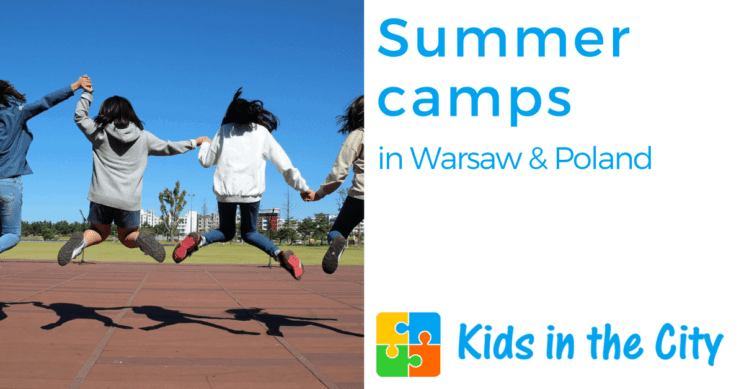 Summer camps in Warsaw, Poland