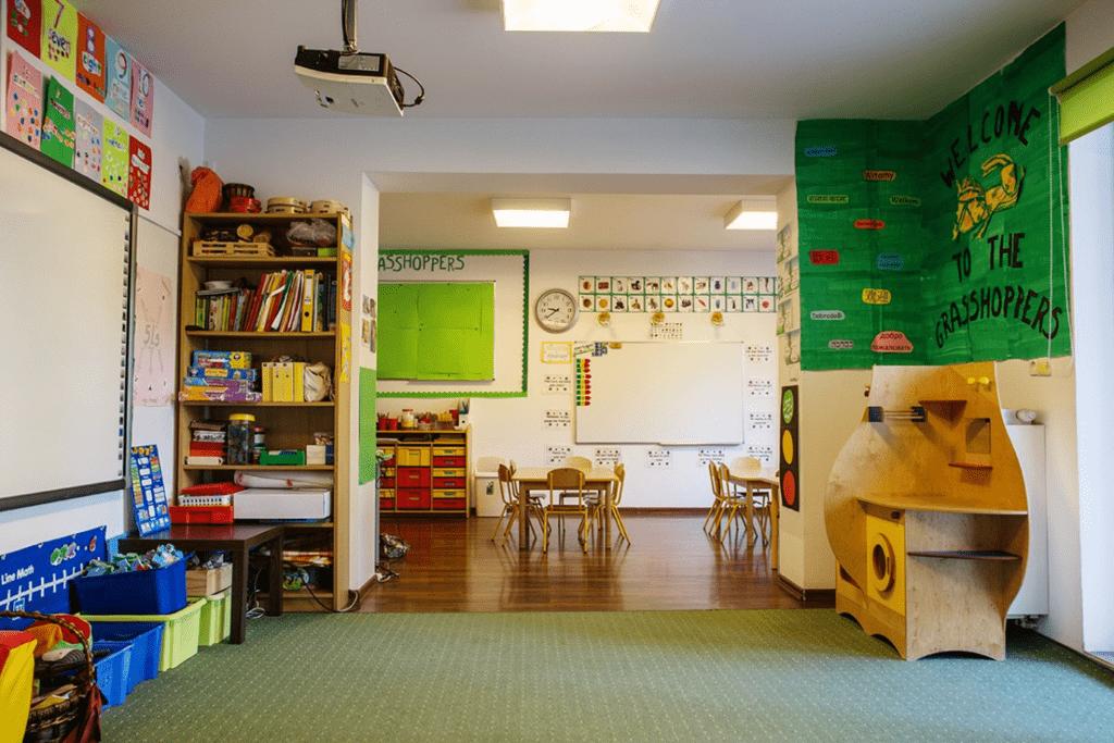 The English Playhouse Preschool in Warsaw