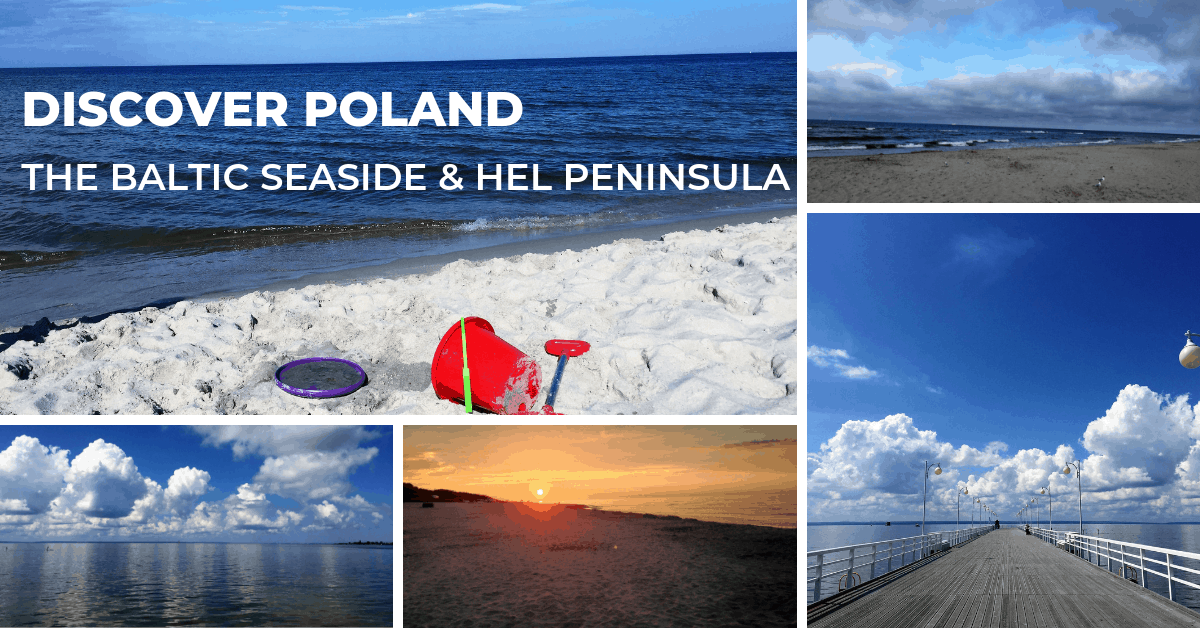 The Baltic Seaside & Hel Peninsula Poland