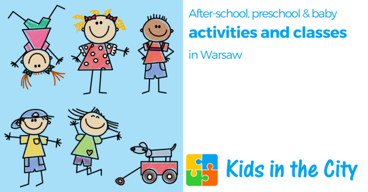 After-school, preschool & baby activities and classes in Warsaw Poland