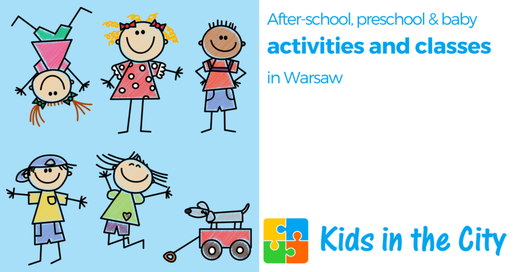 After-school, preschool & baby activities and classes in Warsaw Poland