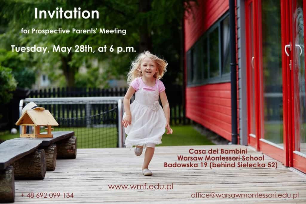 Casa dei Bambini Warsaw Montessori Preschool