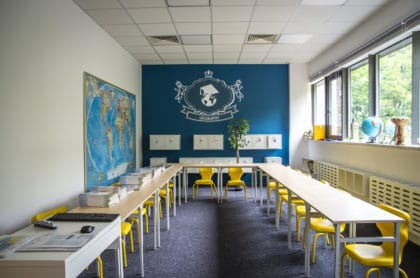 My Vinci Preschool and School in Warsaw, Poland