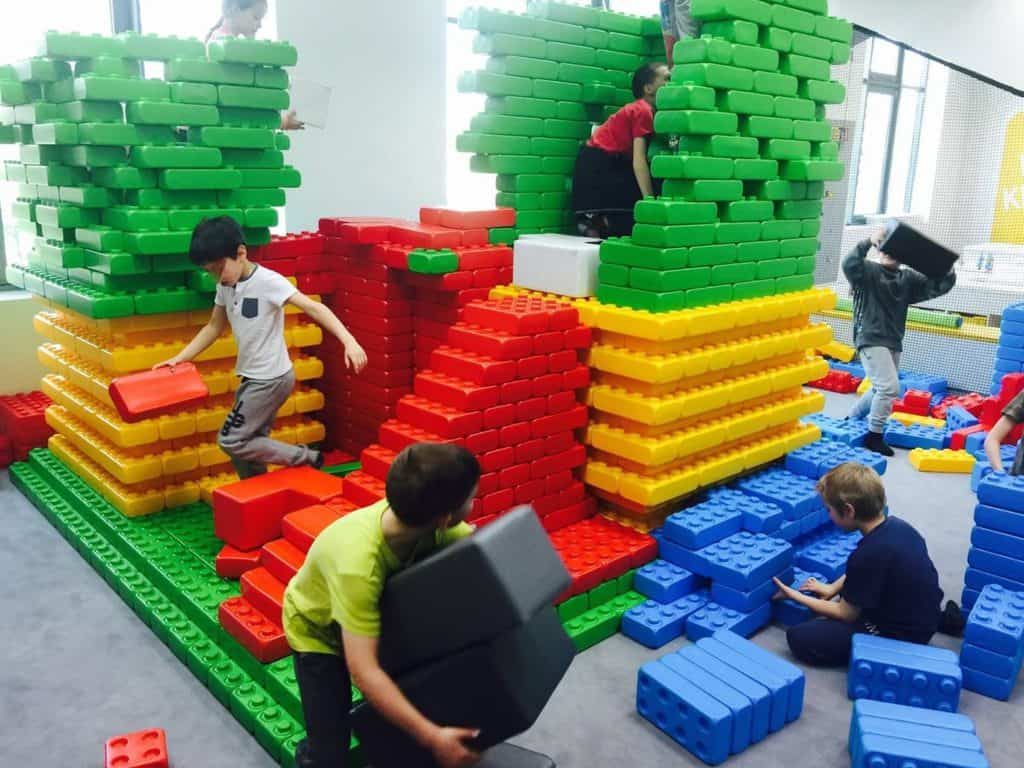 Klockownia – Bricks & Blocks Educational Indoor Playground in Warsaw