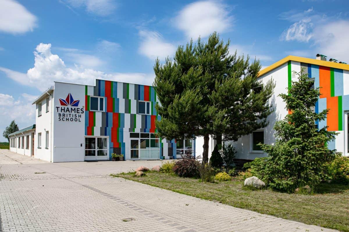 Thames British School Warsaw Piaseczno