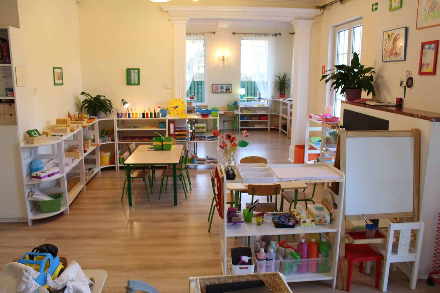 ABC Montessori Education Warsaw Konstancin Poland