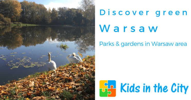 Things to do in Warsaw Park and Gardens in Warsaw Poland