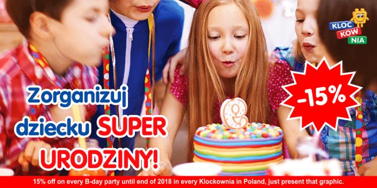 Klockownia - Blocks Fun and Learning Center in Warsaw