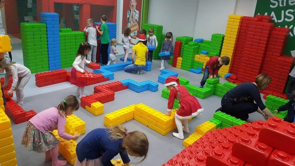 Klockownia - Blocks Fun and Learning Center in Warsaw