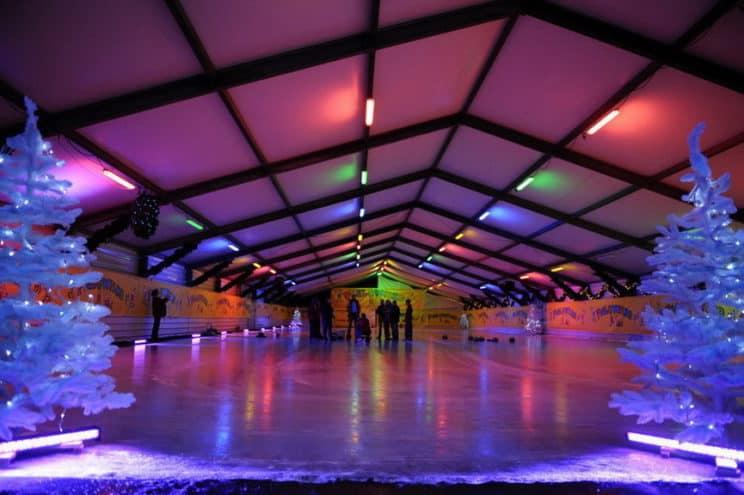 ice skating rinks warsaw poland ursynow figlowisko