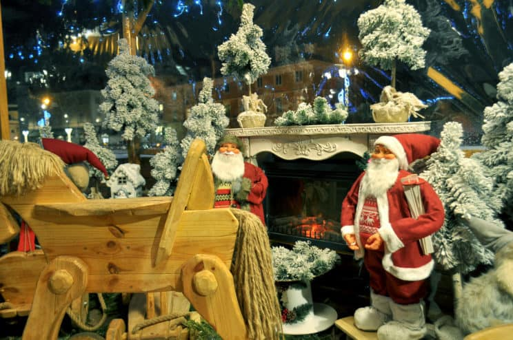 Christmas Markets in Warsaw