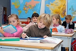 Lycée Français de Varsovie is a French school in Warsaw Poland