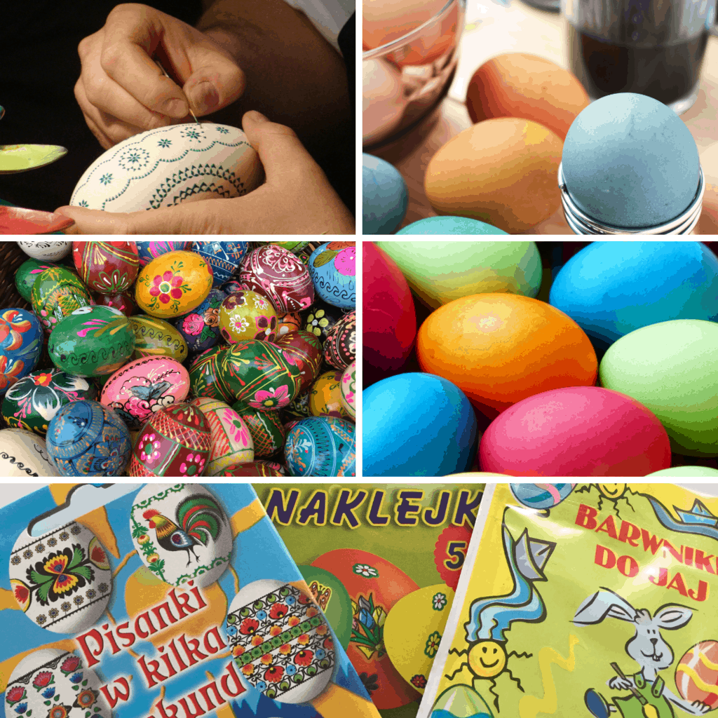 Easter traditions in Poland_painted eggs