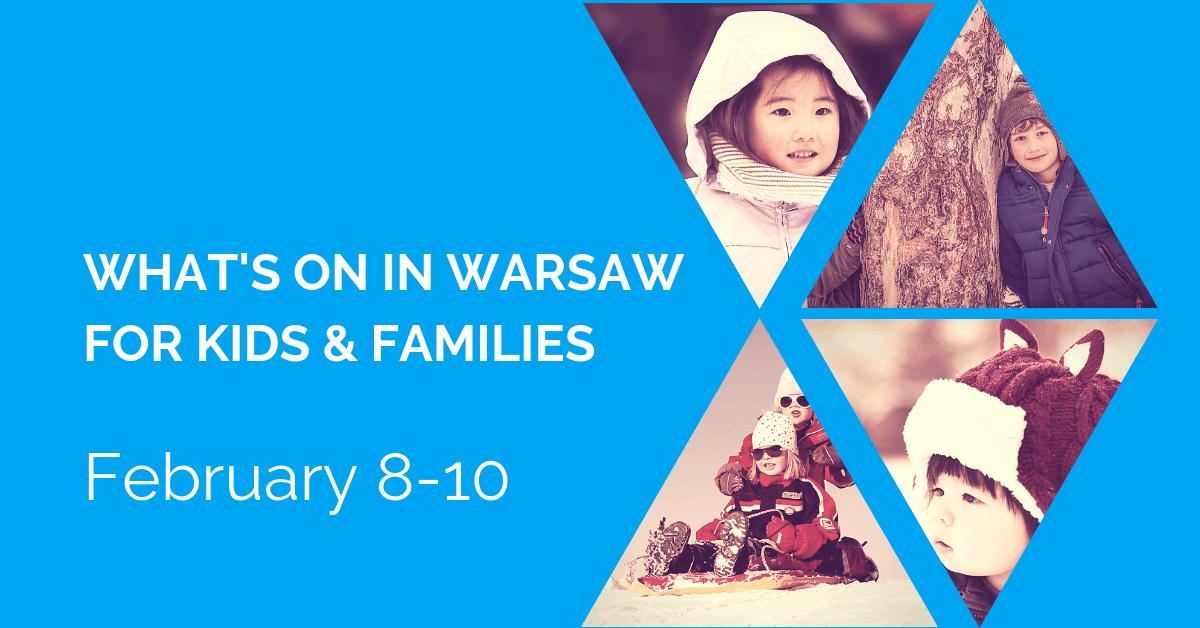 Warsaw with children