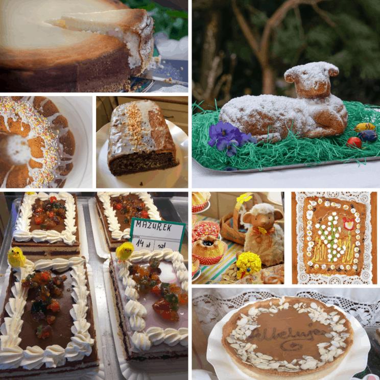 Polish Easter desserts
