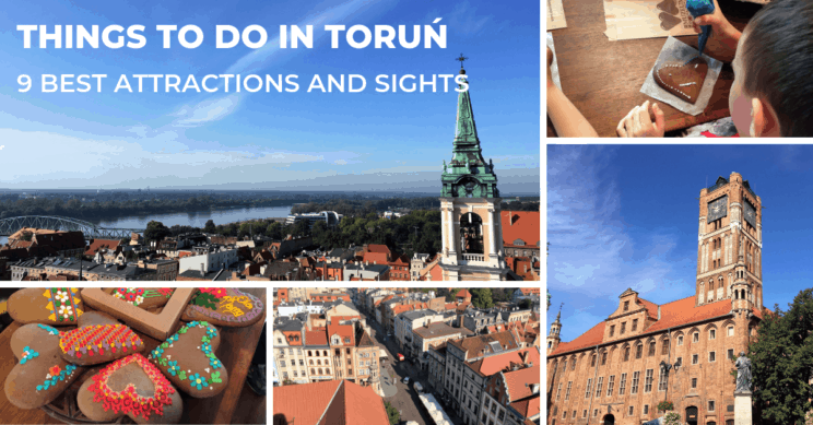 Things to do in Torun