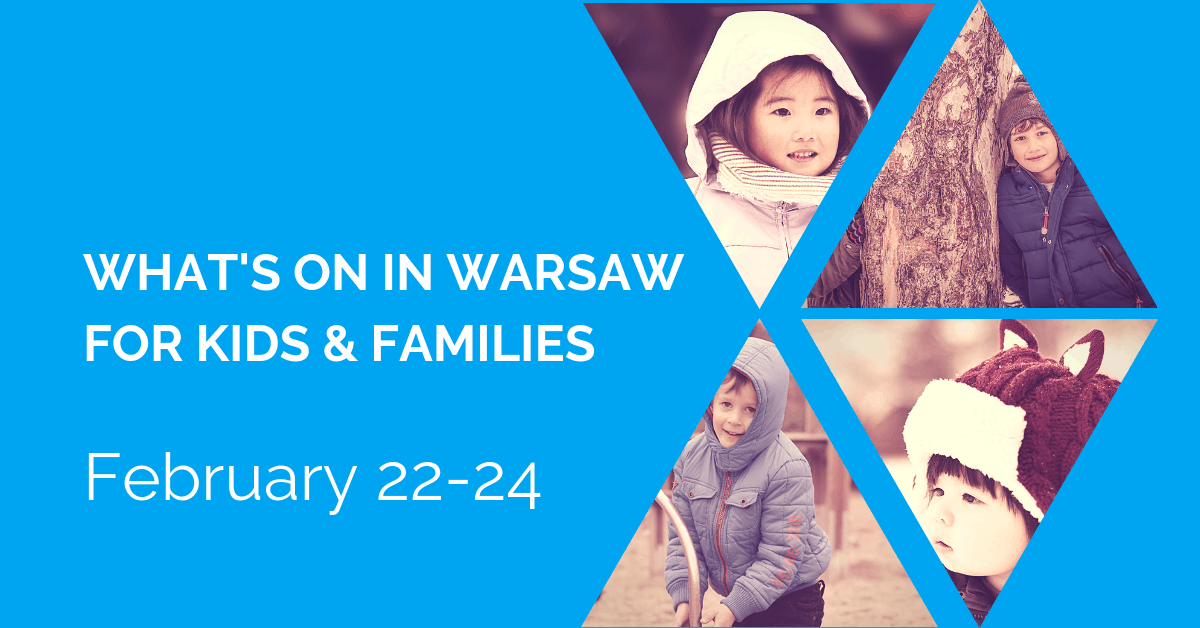 Warsaw with children