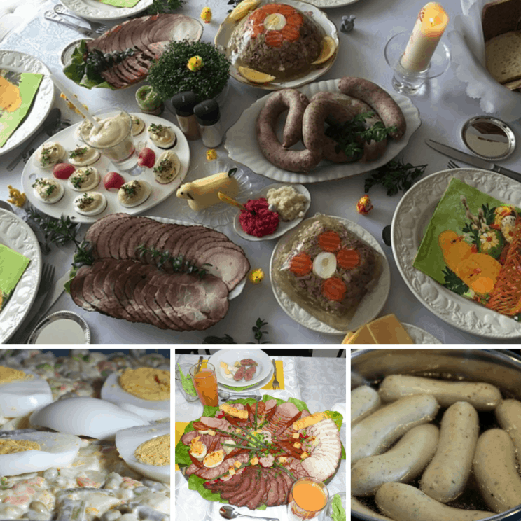 traditional Polish Easter food