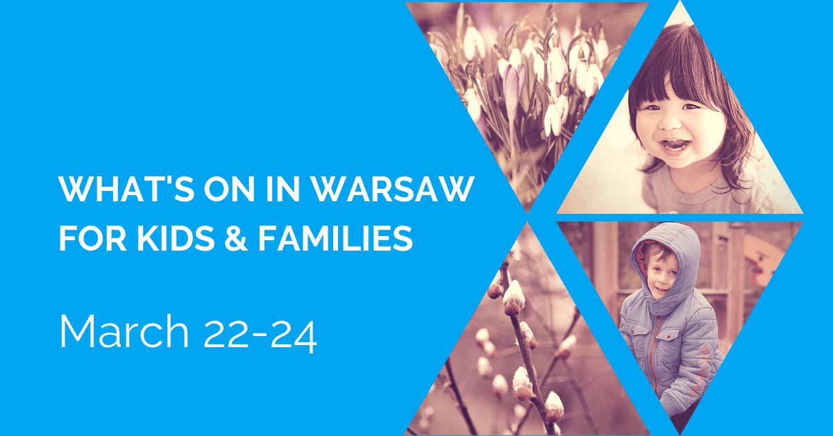 Warsaw with kids