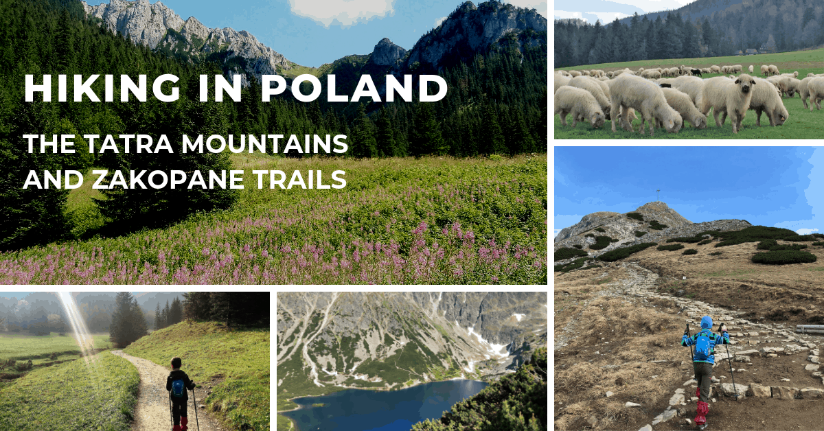 Hiking in Poland: the Tatra Mountains and Zakopane trails