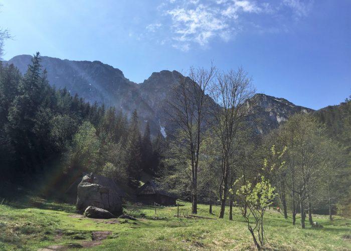 Strazyska Valley_Giewont mountain