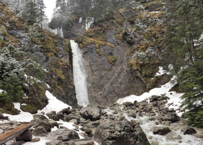 Tatra Mountains_waterfall