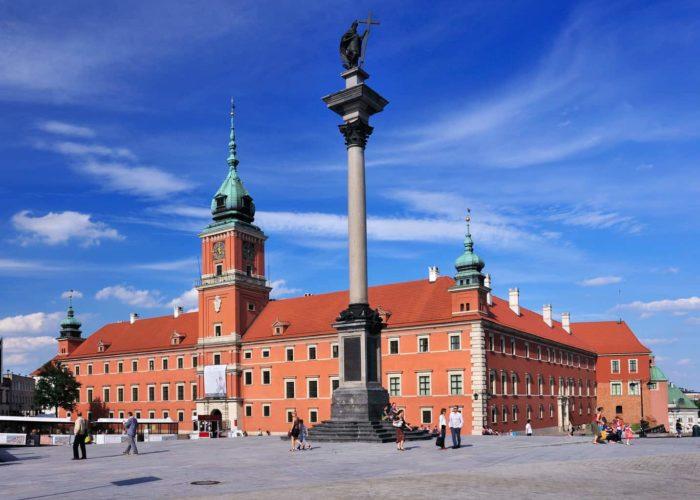 Plac Zamkowy – Castle Square