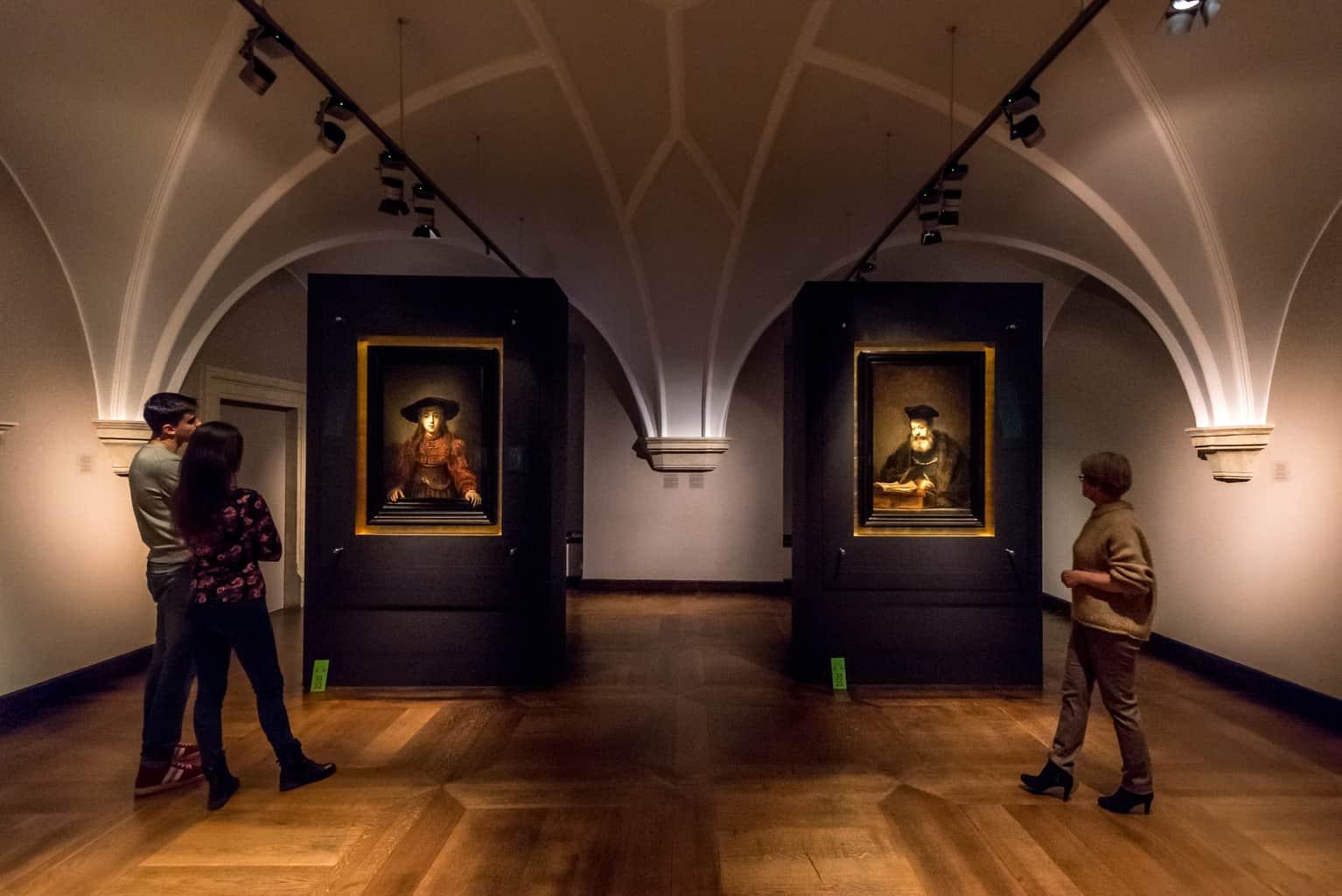 Rembrandt Warsaw