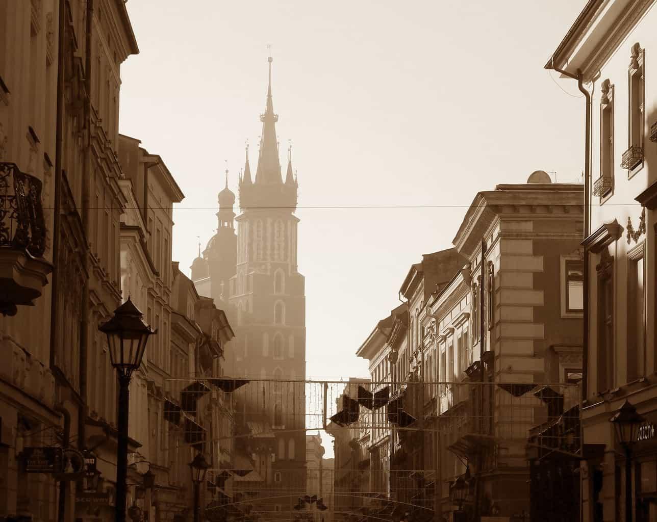 air pollution in Poland, smog in Poland
