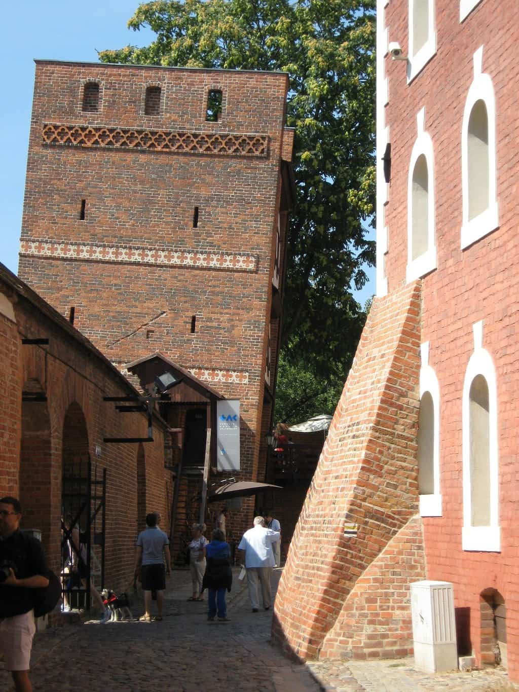 attractions in Torun Poland